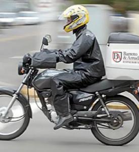 despachante com motoboy